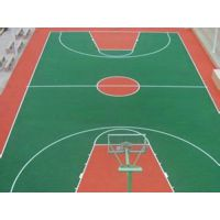 天津篮球场施工_硅PU篮球场厂家