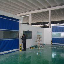 工业快速门厂家|安徽快速门安装|安徽防风快速门