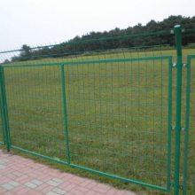 道路围栏铁丝网 瑞金浸塑果园护栏网 焊接隔离栅定做