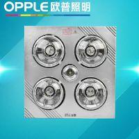 批发 欧普浴霸 MXD106 系列 取暖照明换气三合一 卫生间暖光灯
