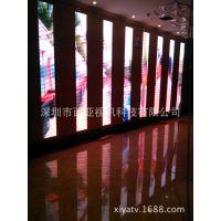 动感LED模组 KTV大厅炫彩高清LED显示屏 P5全彩室内LED电子屏