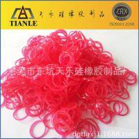 【2015款】单色彩虹橡皮筋、DIY 编织手链制造厂家