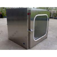 江苏大峰净化 700型机械连锁传递箱 钢板烤漆传递箱 不锈钢传递柜 机械传递窗