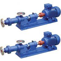 I-1B型螺杆泵(浓浆泵)