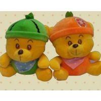 粉小猪 七彩发光毛绒玩具熊泰迪熊公仔玩偶抱抱熊 熊熊猫大号大熊布娃娃 生日礼物 宝贝爱你发光款