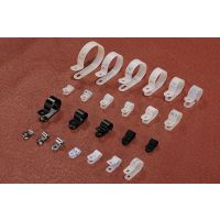 深圳松慧直销优质尼龙线缆固定钮|固定座|U型线夹|固定夹