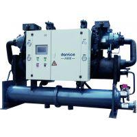 水冷式低温螺杆冷冻机组乙二醇循环制冷设备