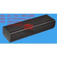 奉贤铝合金成品雨水槽天沟壁厚在 0.7-2.0mm 18357122027