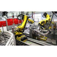 智能机器手-广东机器人工厂-订做设计各种智能机器人