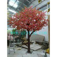 广州市圣缘景观仿真樱花树 婚庆装饰拍摄场景假樱花树