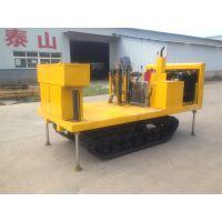 徐州中地ZD-5T 履带静探车 履带式静力触探钻机