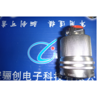 【骊创4芯连接器插头插座 】不锈钢Y50DX-D0404TJ3/Y50DX-D0404ZK14