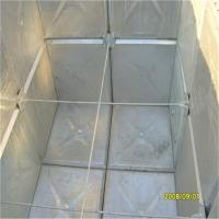 山东镀锌钢板水箱做掩埋式水箱喷涂环氧沥青漆吗