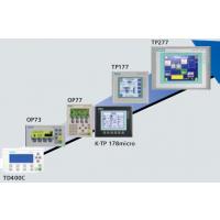 西门子代理商OP177B PN/DP触摸屏