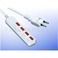 【企业集采】优质供应日本标准PSE两极转换插座,日本PSE电源线