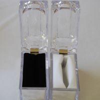 厂家直销佛珠手串盒手镯手链盒礼品包装塑料透明盒珠宝首饰盒批发