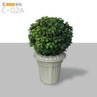 多功能节能环保户外花盆花箱容器 可中大花小花大树