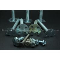 Furniture Bolt low carbon steel zinc plated for ikea