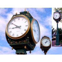 康巴丝专业户外广场钟 街头景观钟 巨型户外立钟 超大落地钟