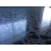河北良艺混凝土固化地坪材料施工