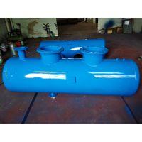 石家庄不锈钢分水器 集水器 中央空调分水器 选万维品牌