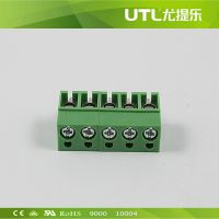MU2.5P/H5.0 PCB印刷电路板端子 欧式接线端子 汽车接线端子