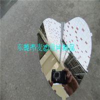 生产pc镜,电镀pc,pvc塑料板 阻燃级镜子