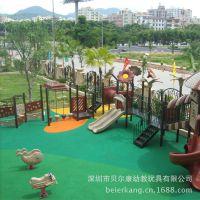 专业承接幼儿园彩色地面无缝接安全平整度高耐磨耐压
