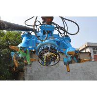 大流量挖机泥浆泵 潜水耐磨液压泥砂泵