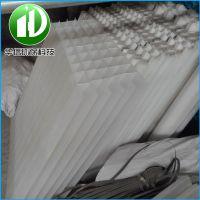 水处理设备 蜂窝斜管填料 加厚型斜板滤料pp材质特价 热卖中