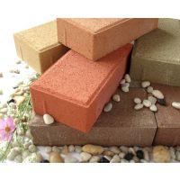 厂家供应各种规格、颜色、建菱砖,通体透水砖 舒布洛克砖