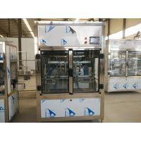 植物油灌装机,植物油灌装生产线,青州鲁泰机械(多图)