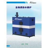 供应蓝色马丁生物质热水锅炉