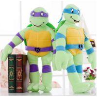 毛绒玩具忍者神龟 大众喜爱产品 促销礼品 生日礼品