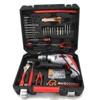佐尔顿家用组合工具 手电钻45件套电动工具厂家批发直销