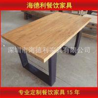 新品热卖 实木餐桌进口橡木圆桌伸缩餐桌多功能餐桌