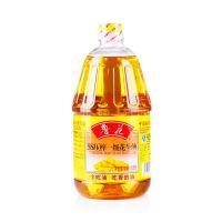 鲁花压榨一级花生油1.8L   深圳粮油批发团购 俊歌网
