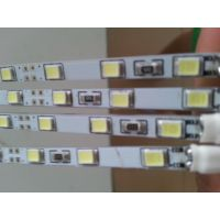 供应 3528 软灯带每米120灯 高亮型滴胶防水 套管 进口灯芯 迷你字 灯箱光源