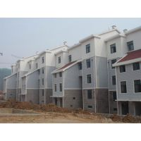 PVC外墙挂板/别墅排屋挂板/新型装饰扣板/旧房改造