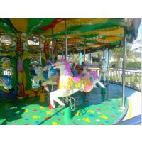 荥阳游乐设备厂家 儿童转马价格 供应室内-广场-公园转马
