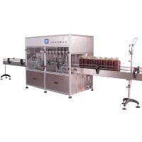 菏泽全自动灌装机v牛奶灌装机v果汁灌装机v饮料灌装机X