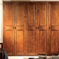 传承民族气息(图)|实木原木床家具|家具