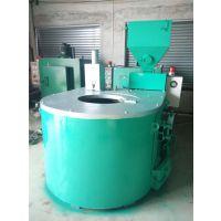 东莞金力泰SGR3系列生物质熔化炉 颗粒燃烧熔铝炉