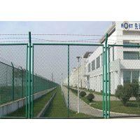 勾花体育场护栏、学校操场护栏网、体育场围网的规格