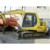 供应挖掘机 二手小松60挖掘机 价格低 车况佳 包运输