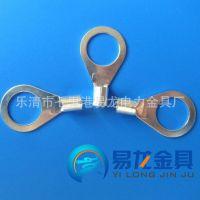 厂家直销OT10-5接线端子 圆形冷压端头 铜线鼻子 全系列规格齐全
