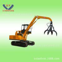 现货供应全新欣安远牌ADZ2-500多功能履带式抓料机