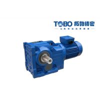 TOBOT25转向箱换向器换向箱|转向器|转角锥齿轮箱螺|旋伞齿转向箱-拓勃精密造!