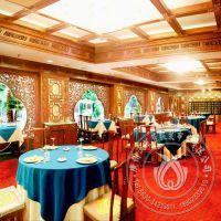 广州厂家订做 酒楼餐厅纯色圆桌布 涤棉火锅店餐桌台布 外贸原单