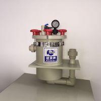 低价销售各电镀设备用过滤器/过滤机及配件BF-2006废酸处理设备